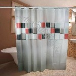 180cm Shower Curtains