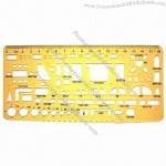 18CM Architectural Drawing Gauge Board