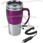 18oz Electric USB Mugs and Car Heating Mugs