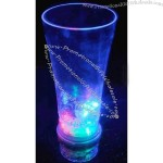 19oz Colored Led Flashing Beer Cup