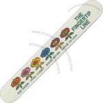 2 color imprint - Salon-sized emery board