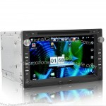2 DIN Android 2.3 Car DVD Player for Volkswagen