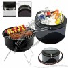 2-IN-1 Cooler / BBQ Grill Combo