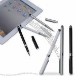 2-in-1 Stylus for Capacitive Touch Panels