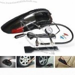 2-in-1 Vacuum Cleaner with Compressor