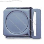 2-inch Seat Belt Release Buckle with Chrome Plating