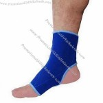 2.5mm Neoprene With Double Sides Laminate Nylon Ankle Supports