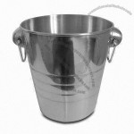 2.8L Stainless Ice Bucket