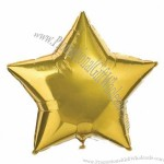 "20"" Star-shaped Foil Balloon"