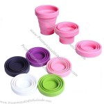 2012 Best Selling Silicone Flexible Cups