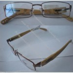 2013 Fashion brown wooden glasses frames for outdoorsman