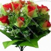 2013 New Arrival Artificial Wedding Rose Bridal Flowers