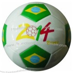 2014 Brazil Football World Cup TPU Soccer Ball Gift