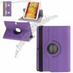 2014 Edition 360 Degrees Rotatable Cloth Texture Leather Case with Holder for Samsung Galaxy Note