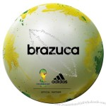 2014 World Cup Soccer Ball Brazuca