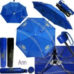 21 inch 3 Section Can Umbrella