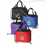 210D Cinch-Up Lunch Bags