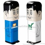 2200mAh Person Shaped Power Bank