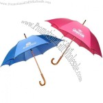 "23"" Wooden Umbrellas"