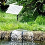 24-hour Recycling Working Function Solar Pump