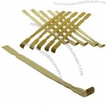 "25"" Extra Long Combination Bamboo Back Scratcher Shoehorn"