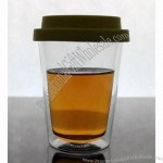 250mL Double-walled Glass Cup
