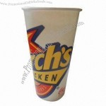25oz/500ml Cold Drink Paper Cup