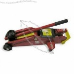 2T Hydraulic Floor Jack with 135 to 340mm Lift
