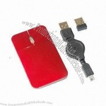3-D 2.4GHz Rechargeable Wireless Mouse