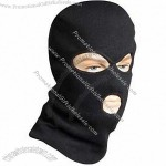 3-Hole Mask, Black