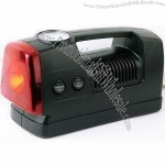 3-in-1 Air Compressor, Can be Used to Inflate Car, Motorcycle and Bike Tires