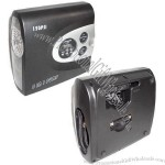 3-in-1 Air Pump with 120W Rated Power