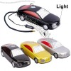 3-in-1 Car Shape Auto Air Compressor with Working Light