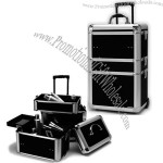 3 in 1 Trolley Makeup Case