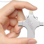 3 in 1 USB sticks for iPhone iPad iPod, Android
