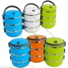 3 Layer Thermal Insulation Lunch Box