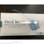 3-Ply Ear Loop Disposable Face Mask
