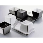 3 x Keyboard Coffee Tea Cup Plastic Mug Cup