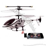 3.5CH RC Remote Control i-Helicopter For iPad and iPhone