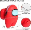 3.9in Multi-Function Among US Silicone Coin Purse with AirPods Pro Case Cover