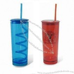 300ml Straw Cup