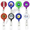 "31"" Round Shaped Retractable Badge Holder"