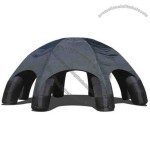 34' dia. - Custom cold air giant inflatable tent with blower systems