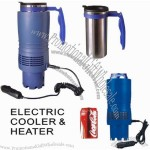 350ml electric heatable and frigorific travel mug