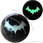 36'' Luma UV Bat Black Beach Balls