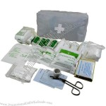 37pcs Waterproof First Aid Kit Bag