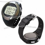 3ATM Strapless Heart Rate Monitor Sports Watch with 3D Pedometer same as MIO