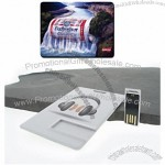 3D Lenticular Card USB Flash Drive