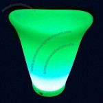 3L LED Ice Bucket - Green