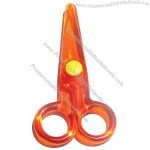 4-3/4-Inch Childs Plastic Scissors